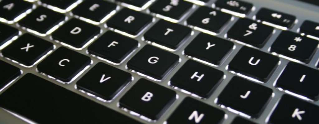 Illuminated Keyboard, Macbook - Technology Domain Names